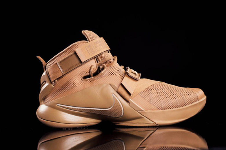 75c33422c537 A First Look at the Nike LeBron Zoom Soldier 9