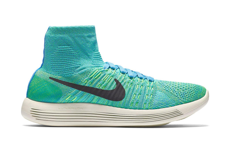 new concept 6e2d9 e7c0a Nike LunarEpic Flyknit First Colorways   HYPEBEAST