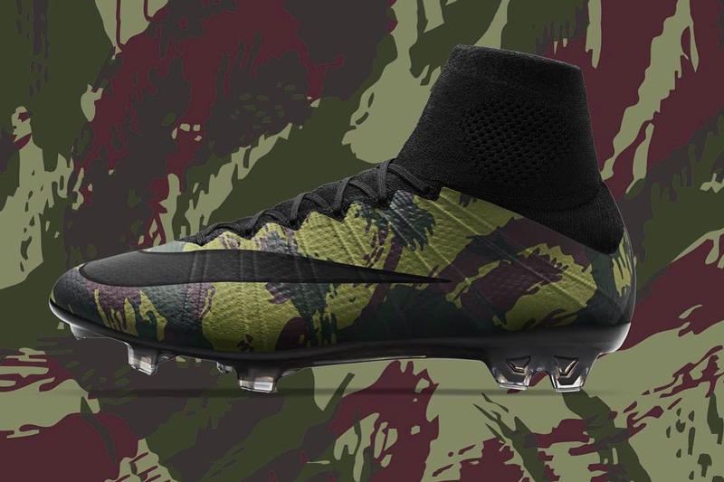 promo codes sale usa online cheapest price Nike Releases Soccer Cleat Camo Pack | HYPEBEAST