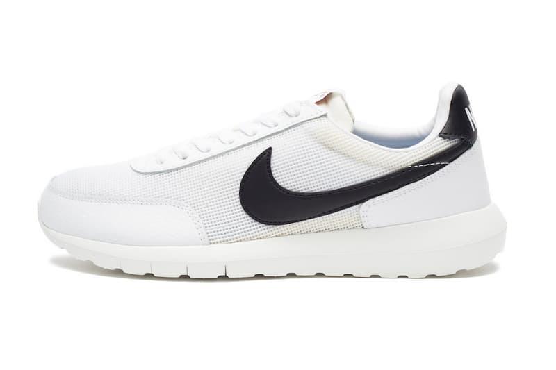 bfe5fdf2 Nike Roshe Daybreak NM Goes Black and White for Spring. Monochromatic hues  for the hybrid sneaker.