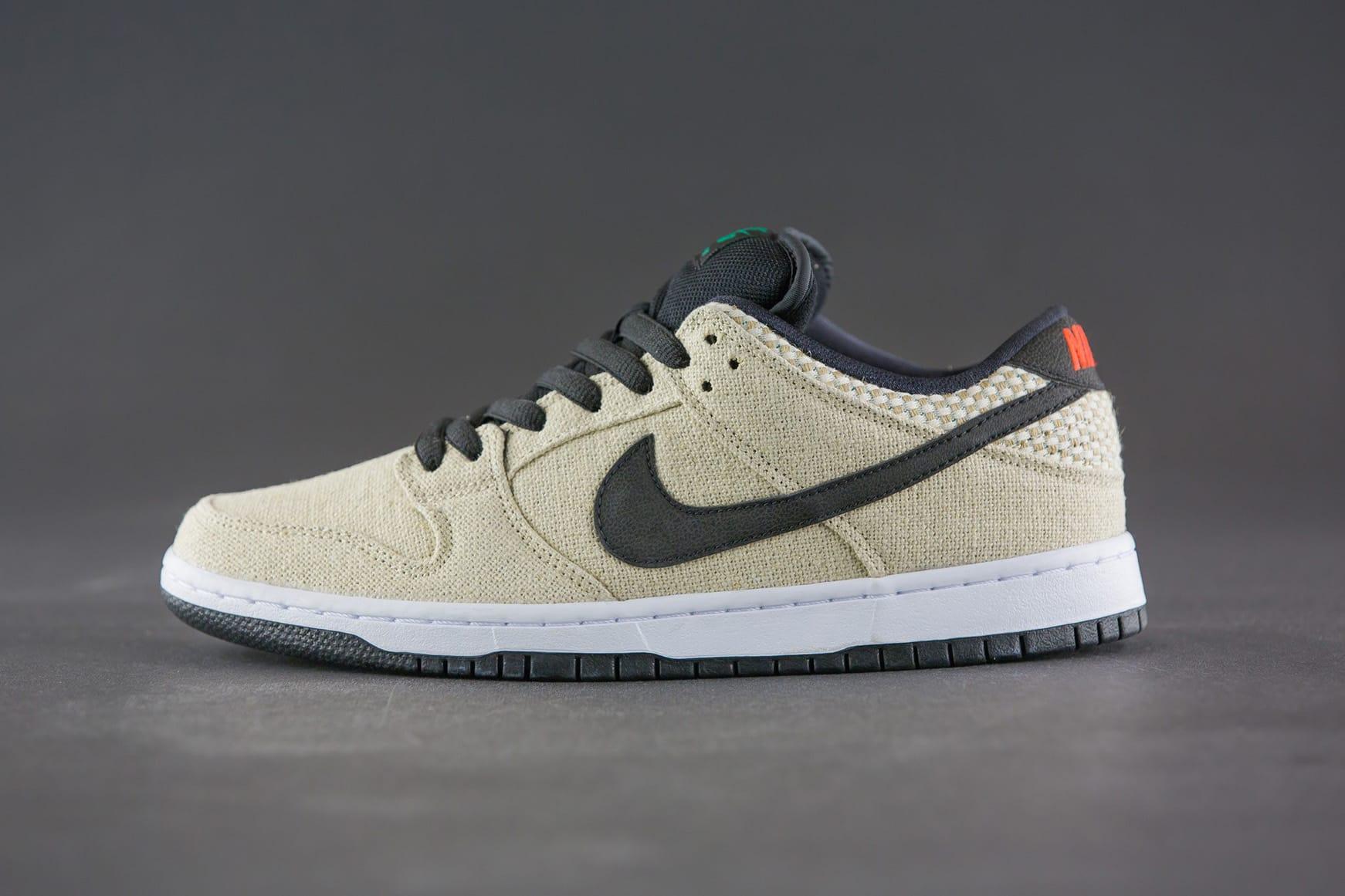 Nike SB Dunk Low Hemp Sneaker   HYPEBEAST