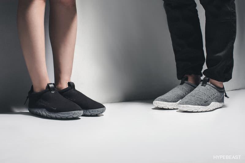 NikeLab Tech Fleece Air Moc Closer Look  10114e791a