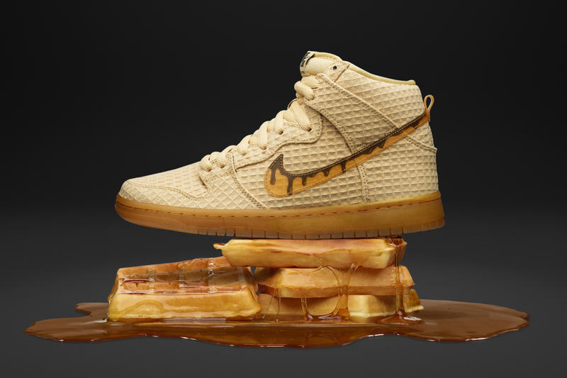 41eaafd7d2f1 Nike s SB Dunk High Gets a Buttery