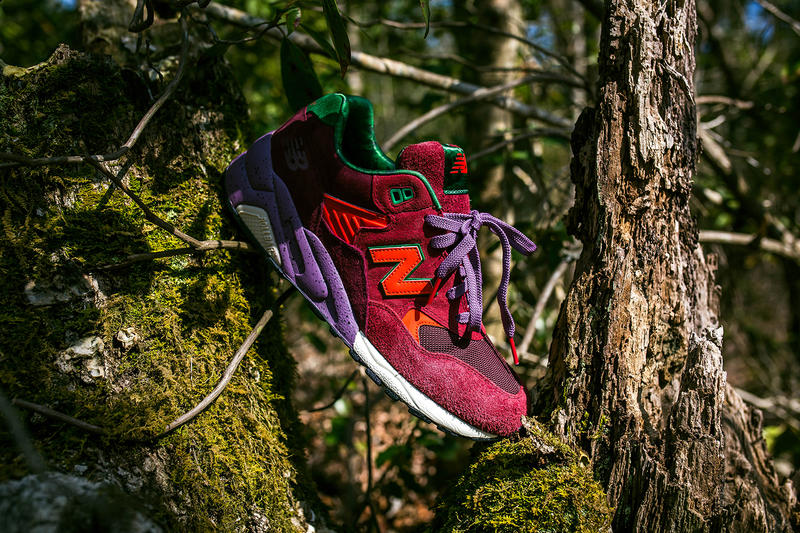 sneakers for cheap b809e 3f53d Packer Shoes x New Balance MT580