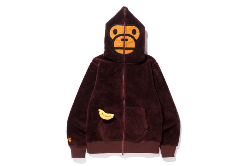 75ddc5d02a4f Selfie Stick and More Included in A Bathing Ape s Special Collection for  BABY MILO s 17th Anniversary