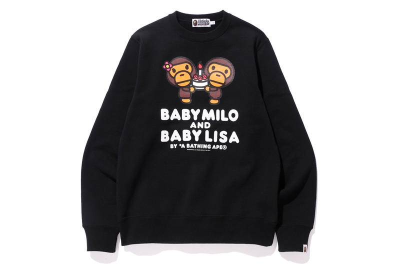 8539a0365d68 A BATHING APE BABY MILO 17th Anniversary Collection