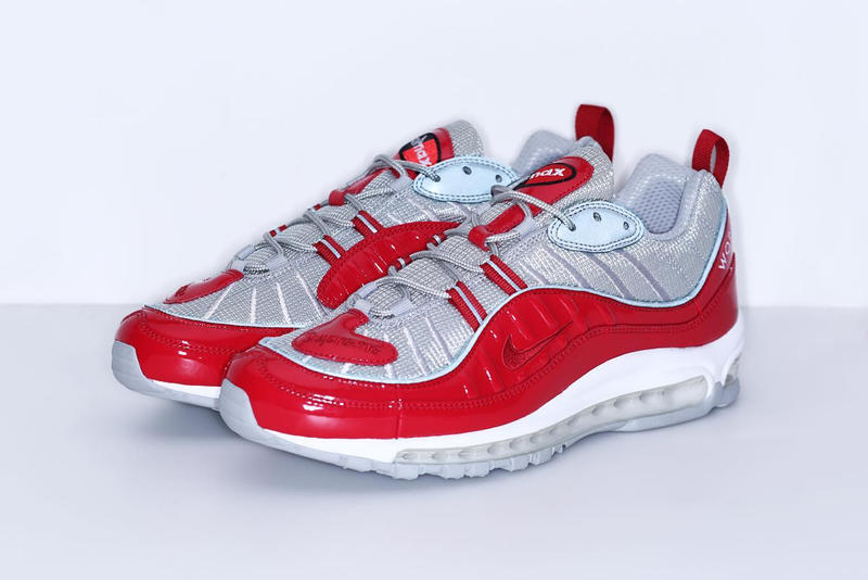 050b1f5549 NikeLab Officially Announces Supreme x Nike Air Max 98 Collaboration. A  confirmation of the much-anticipated footwear release.