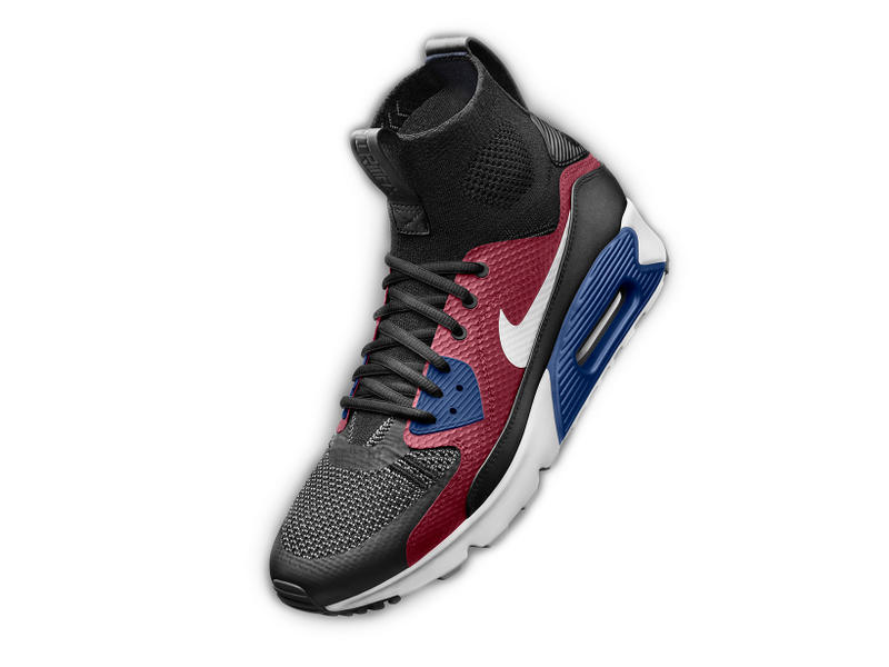 super popular f89ed bcc0d An Official Look at Tinker Hatfield s Nike Air Max 90 Ultra Superfly T