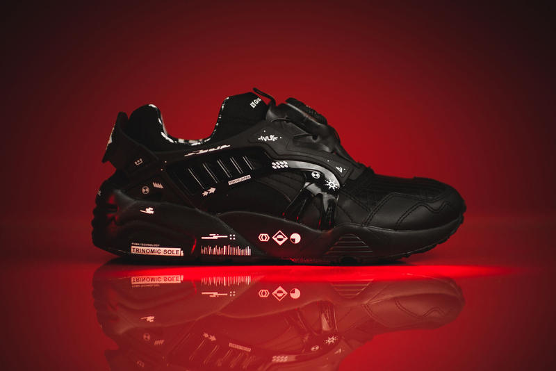 20c3dcebebbe A Closer Look at the GraphersRock x PUMA Disc Blaze.