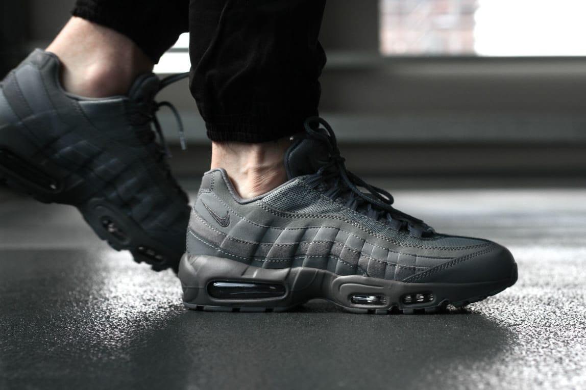 Nike Air Max 95 Cool Grey Sneaker