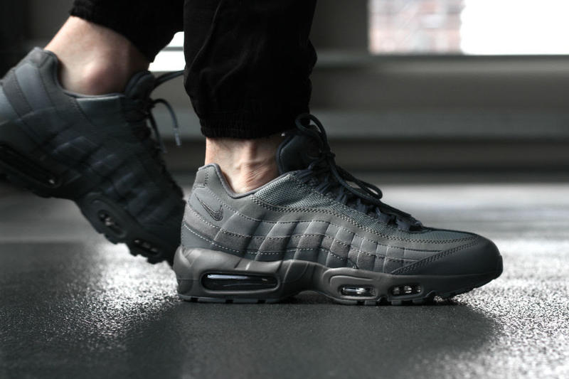 timeless design pretty nice uk availability Nike Air Max 95 Cool Grey Sneaker Closer Look   HYPEBEAST