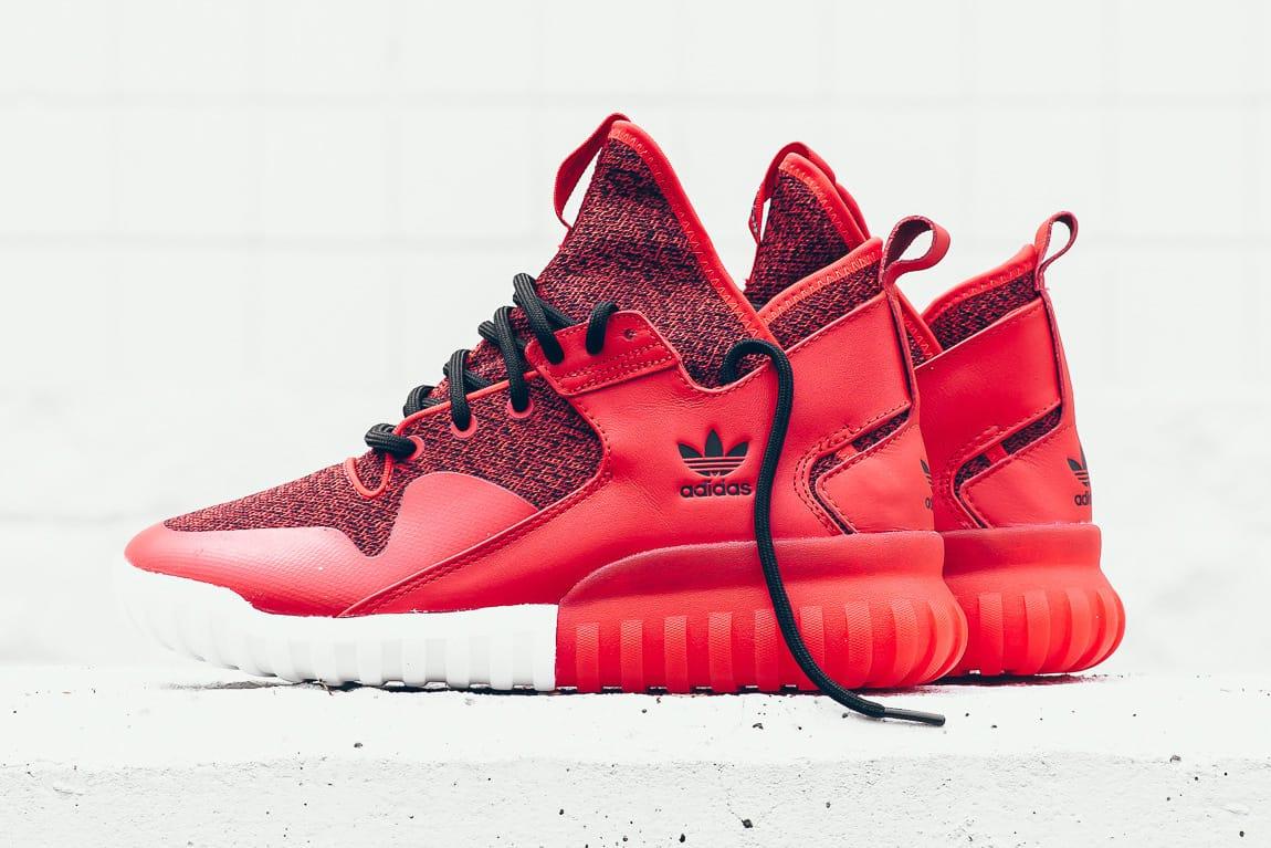 adidas Originals Tubular X Red/Black