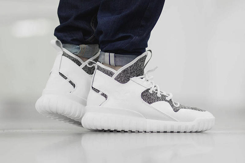 crazy price a few days away genuine shoes adidas Tubular X Sneaker in White   HYPEBEAST