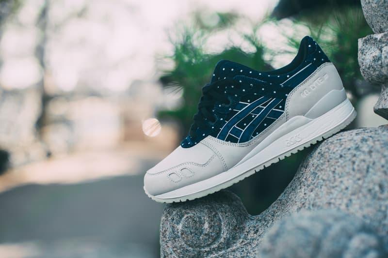 new product cd2b2 bddb1 ASICS GEL-Lyte III Japanese Textile Sneaker   HYPEBEAST