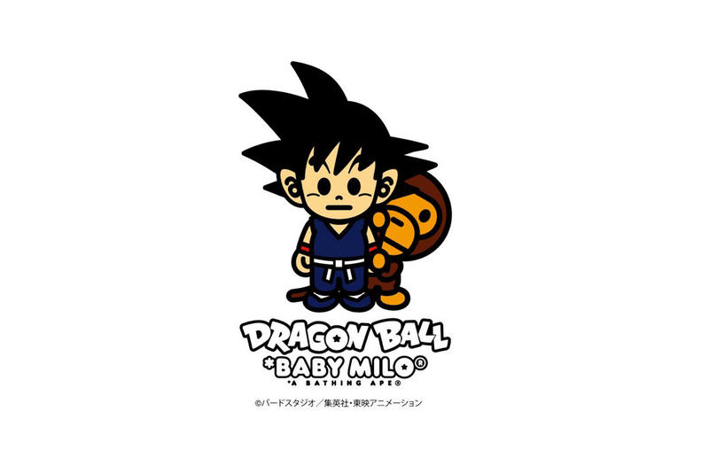c8df492e A Bathing Ape x Dragon Ball Collaboration Is in the Works