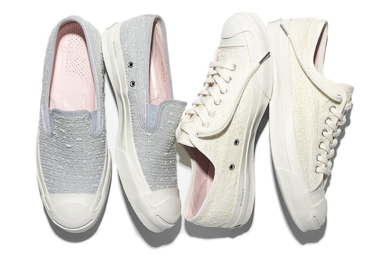 e065fa64ca21 The Converse Jack Purcell Gets a Premium British Makeover Courtesy of BUNNEY