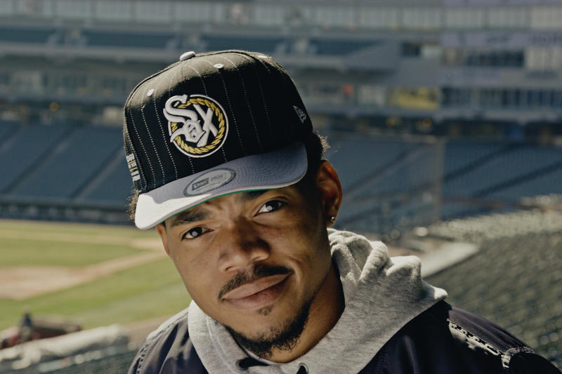 71c7dafca5d Chance The Rapper x New Era White Sox Cap Collection