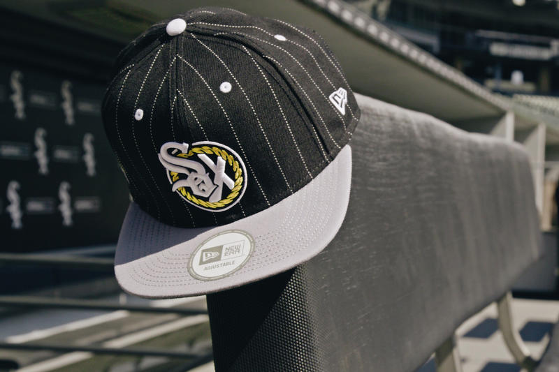 fb5f1a0489d0 Chance The Rapper x New Era White Sox Cap Collection. It s baseball season.  1 of 7. 2 of 7. 3 of 7. 4 of 7