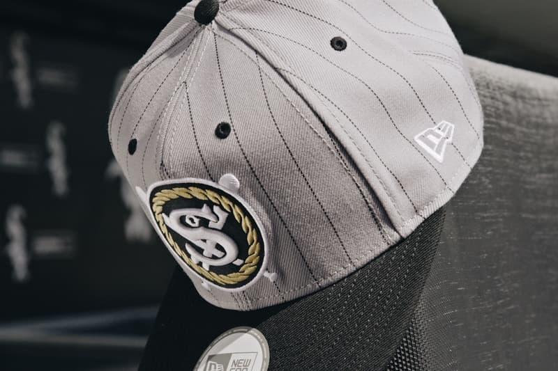e49b0a055f55 Chance The Rapper New Era White Sox Cap Collection