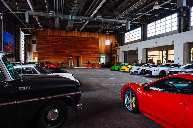 Classic Car Club >> Classic Car Club Of Manhattan Hudson River Park Location