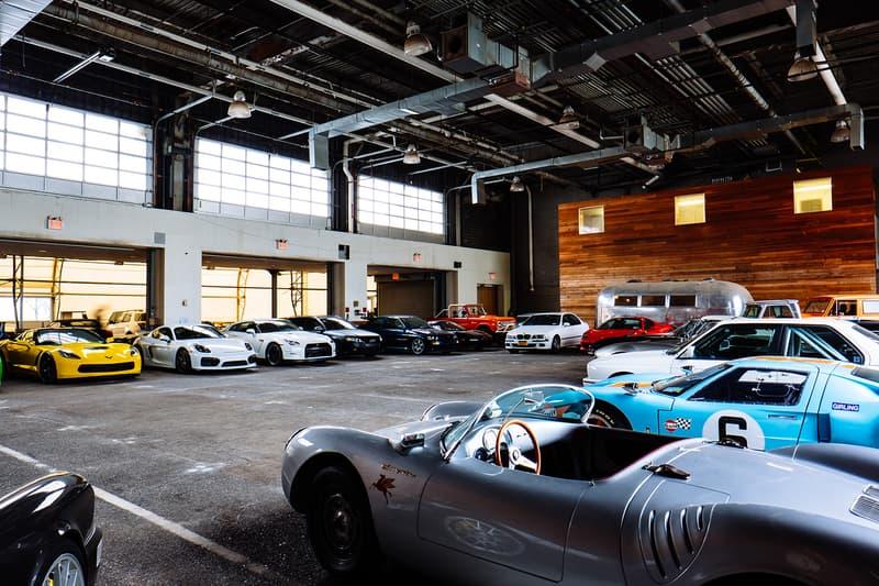 Classic Car Club Of Manhattan Hudson River Park Location Preview - Classic car club