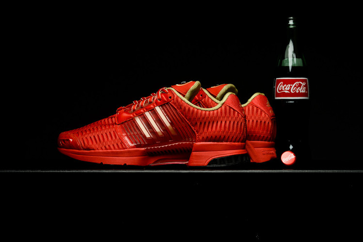 more photos c25c6 aac94 Coca-Cola  adidas Brought Back Their Climacool 1 Collaboration