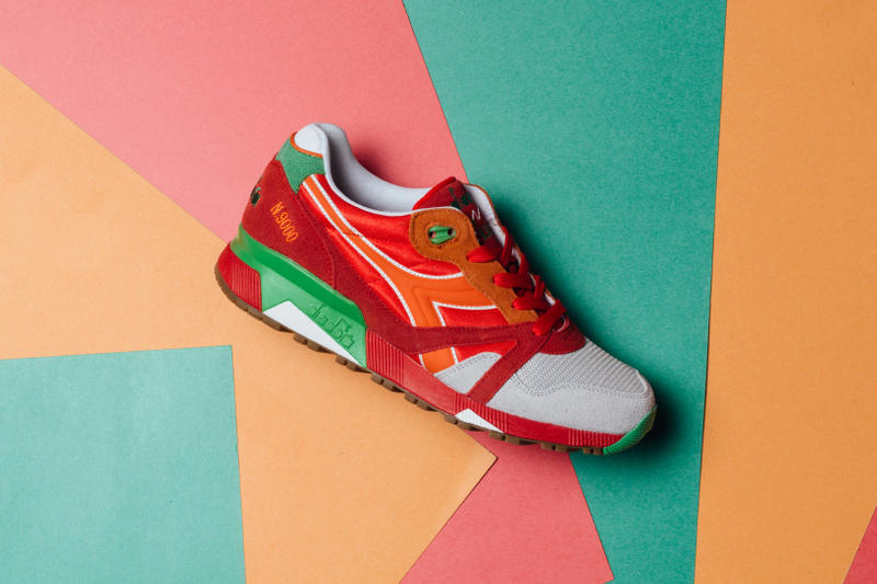 separation shoes d545f d21b0 Diadora Releases the N9000