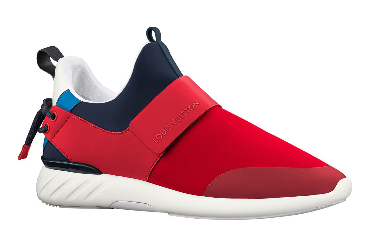 Louis Vuitton Regatta Sneakers | HYPEBEAST