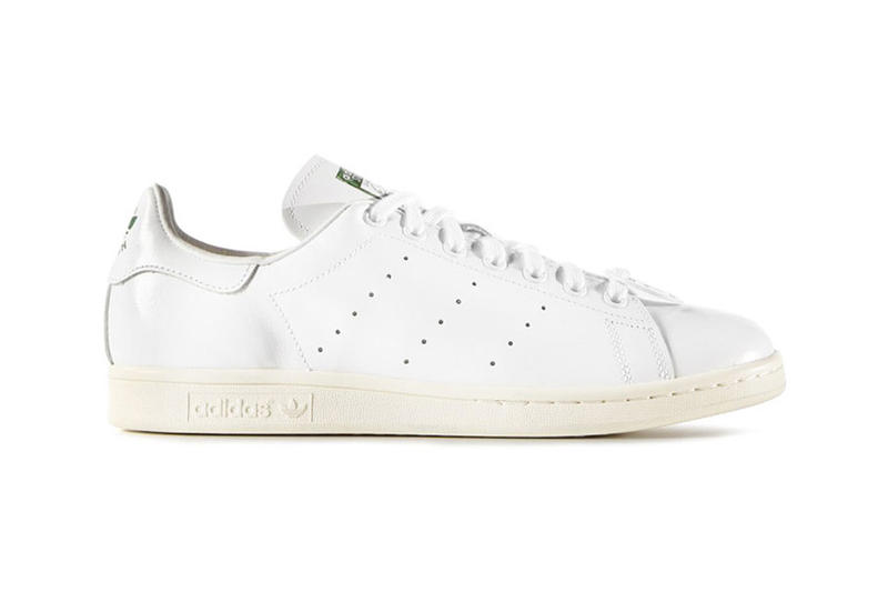 sports shoes 9bfcf 47e6f adidas Originals by NIGO 2016 Spring Stan Smith WhiteGreen. Nothing wrong  with a little simplicity.