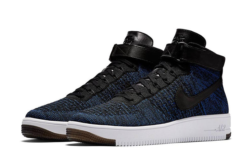 free shipping 7da8e 7d89e Nike Air Force 1 Mid Flyknit
