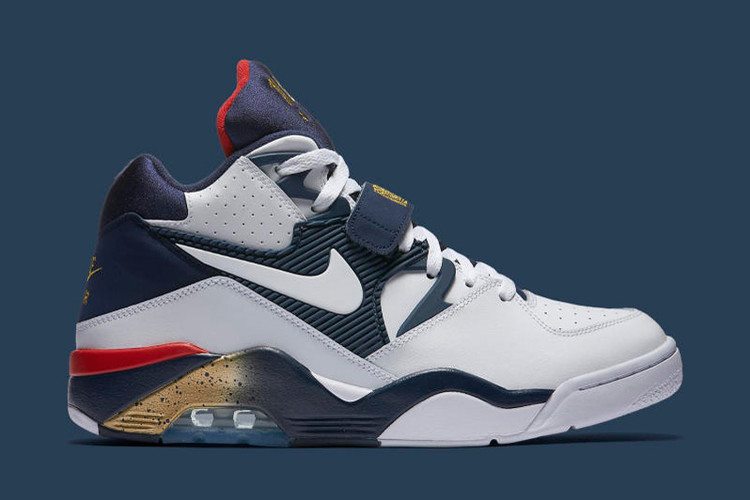 newest 264b7 2de21 Nike Is Bringing Back the Air Force 180 for This Summer s Olympic Games