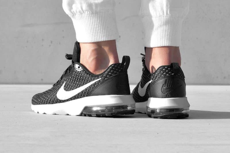 81922e8780e8 Nike Air Max Turbulence LS Wolf Grey and Black Sneaker