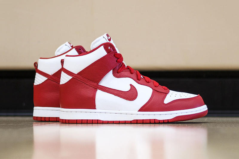 """brand new 3e000 e7d51 Classic """"University Red"""" and """"Varsity Royal"""" colorways are making a  comeback."""