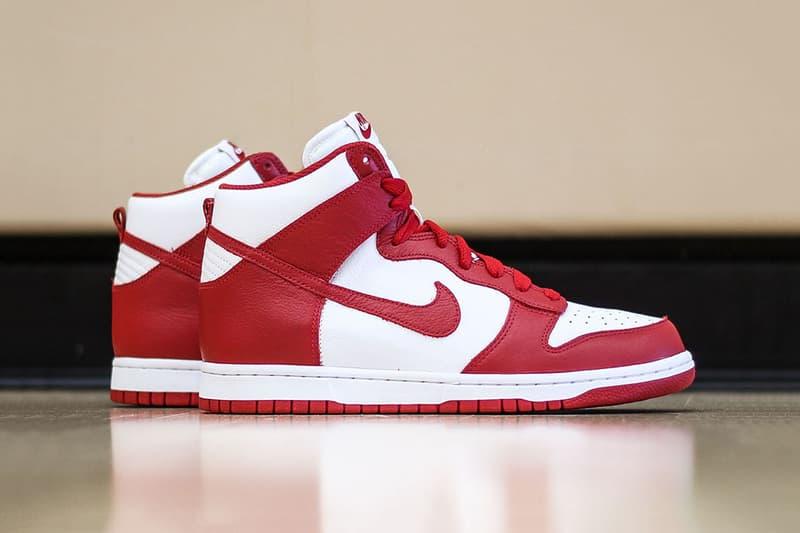 sale retailer 90b91 e81fe Nike Dunk High 2016