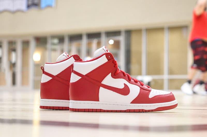 4891a7181bc2 Nike Dunk High 2016 Be True Sneaker Pack