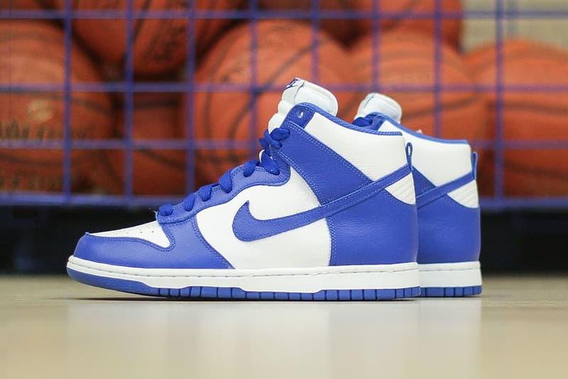 0c0e5795656 Nike Dunk High 2016 Be True Sneaker Pack
