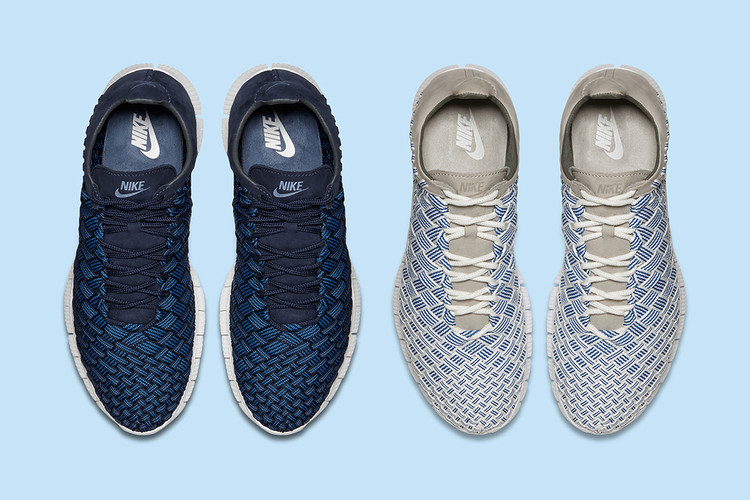 Nike Introduces Two Blue Free Inneva Wovens for Spring 774ef128a8