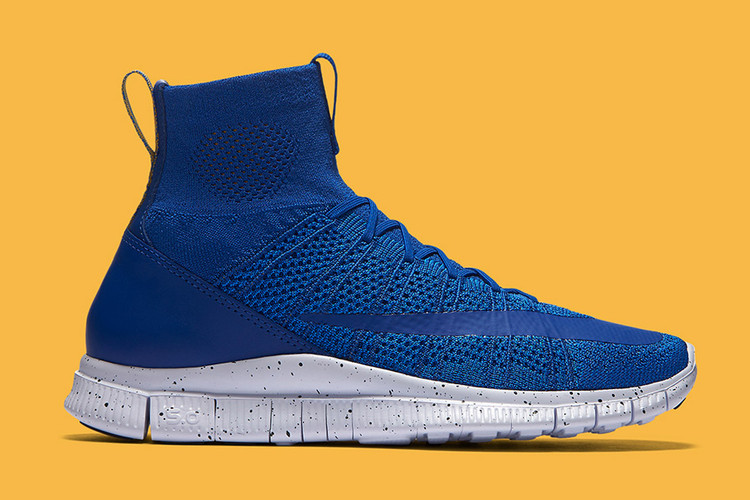The Nike Free Mercurial Superfly Receives a Cool