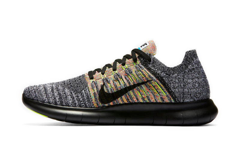 Nike Free RN Flyknit Multicolor | HYPEBEAST