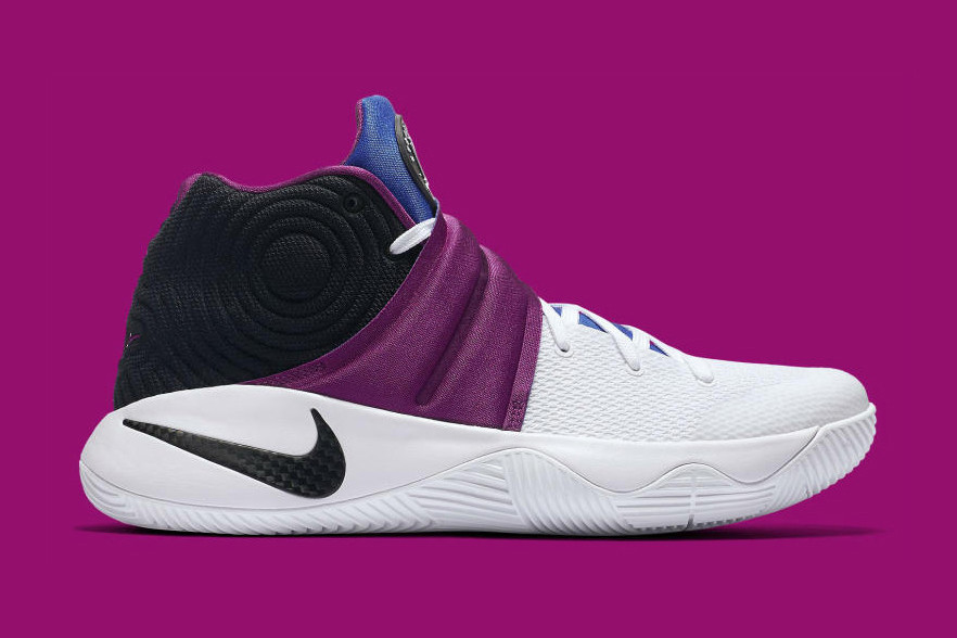 The Nike Kyrie 2 Meets the Air Flight