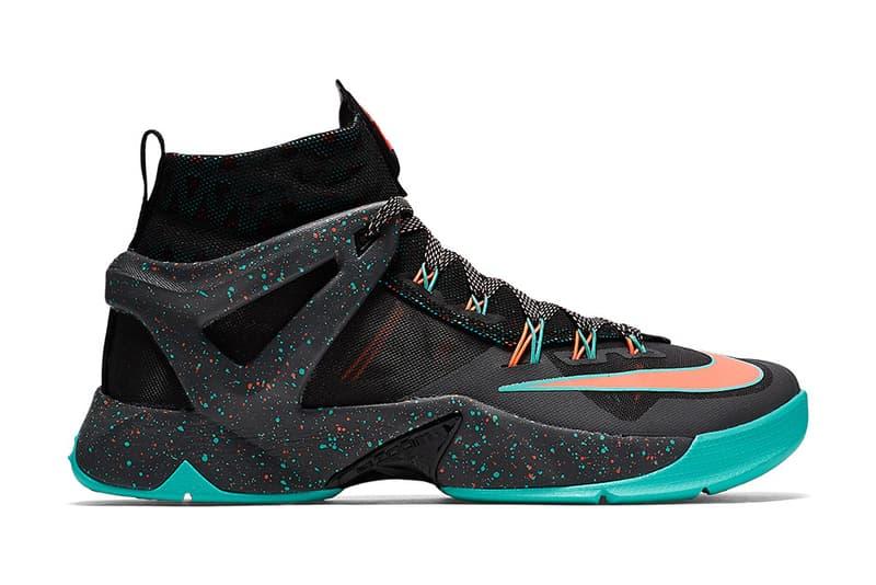 "890aa3fe079b Nike LeBron Ambassador VIII ""South Beach"""