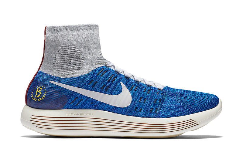 a258edcfdde The Nike LunarEpic Flyknit Is Getting a Makeover for the Boston ...