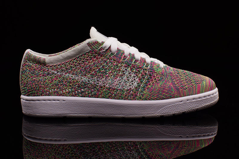 super popular d8ec5 0b36e Nike's Tennis Classic Ultra Flyknit Gets the Multicolored Treatment ...