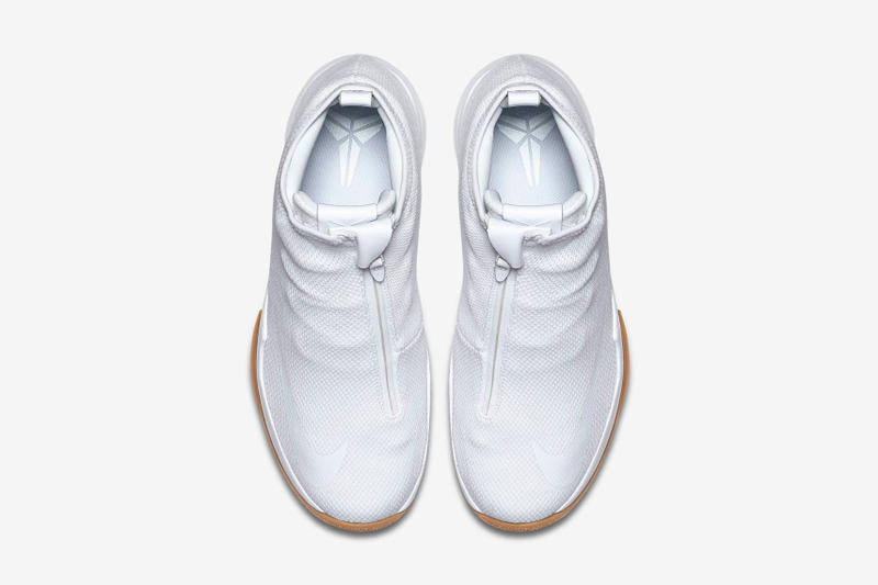 new styles f1756 65330 Nike Zoom Kobe Icon White Gum   HYPEBEAST