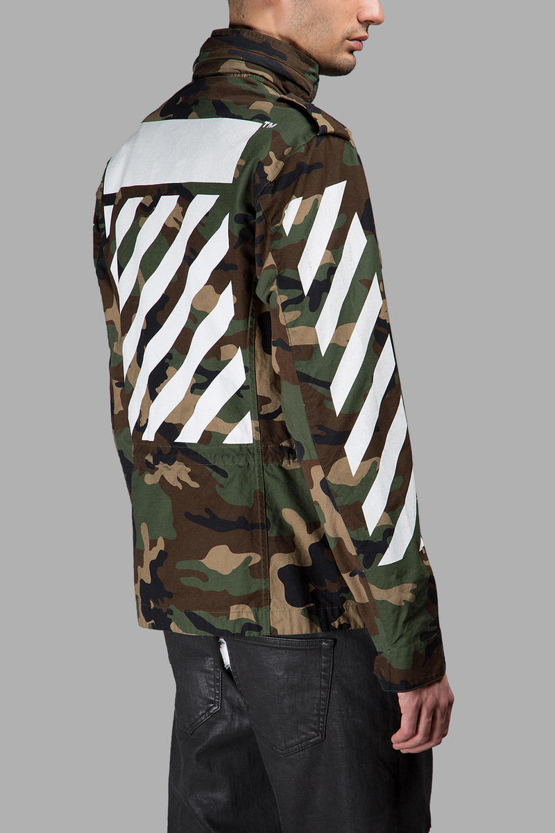 Pre-Order Off-White™ c o VIRGIL ABLOH s 2016 Fall Winter Collection 972410b3f
