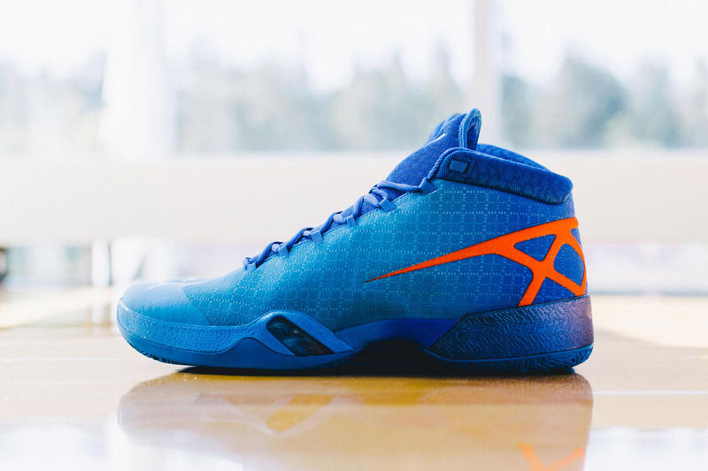0ec9e27b176d Jordan Brand Outfits Russell Westbrook With Air Jordan XXX PE for the  Championship Chase. Expect to see Westbrook taking flight in these.