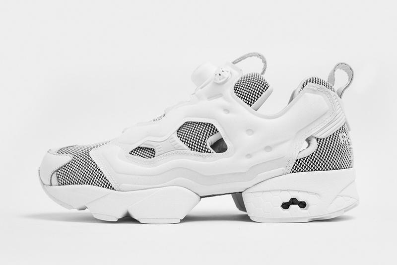 size  Adds Innovative Knit Textiles to Its Collaborative Reebok Instapump  Fury c87c3c4fe