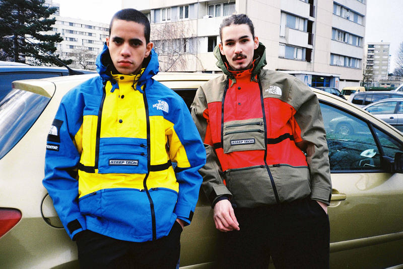 Supreme X The North Face 2016 Spring Summer Steep Tech Collection