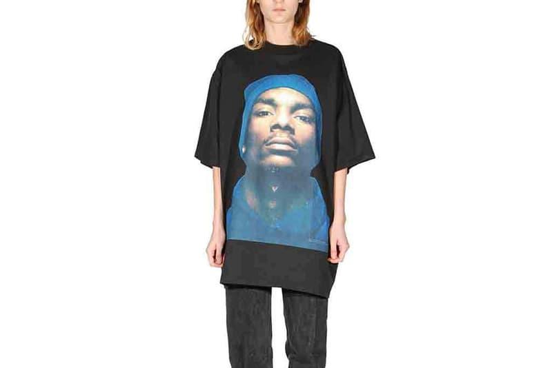 25e7eb66d925 Vetements 900 Dollar Snoop Dogg T-Shirt | HYPEBEAST