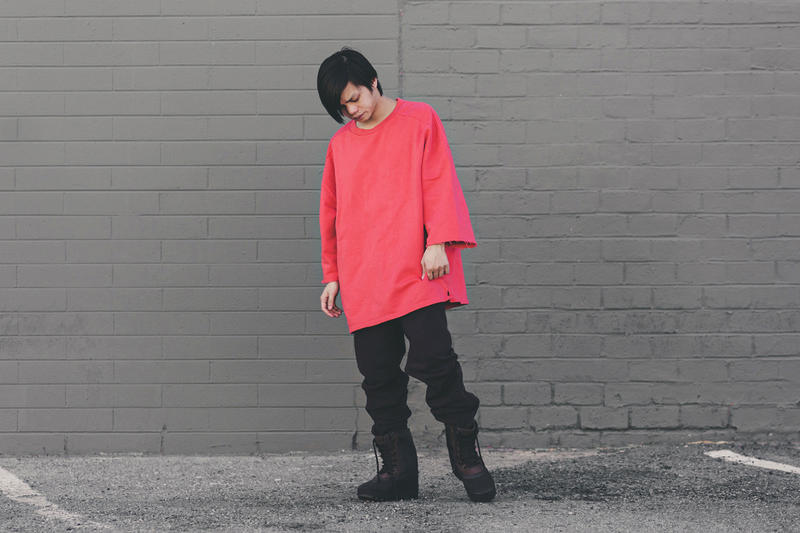 b2e57c83057df Meet the Only Chinese Model to Be Cast for a Yeezy Season Show
